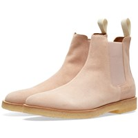 Common Projects Woman By Chelsea Boot Pink