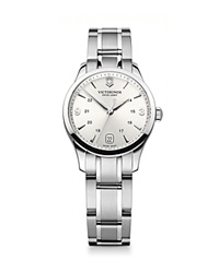 Victorinox Swiss Army Round Watch 30Mm Stainless Steel