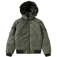 Canada Goose X Opening Ceremony Chilliwack Bomber Green
