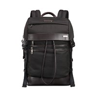 Tumi Alpha Bravo Kinser Flap Backpack Hickory