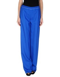 Calvin Klein Collection Casual Pants Azure