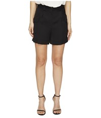 Boutique Moschino Cargo Shorts Black Women's Shorts