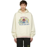 Wonders Ssense Exclusive Off White Canada Hoodie