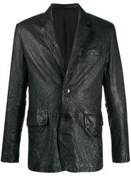 Zadig And Voltaire Crinkle Effect Blazer 60