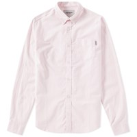 Carhartt Button Down Pocket Shirt Pink