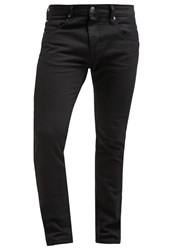 Petrol Industries Turner Straight Leg Jeans Black Black Denim