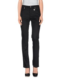 Roccobarocco Trousers Casual Trousers Women Black