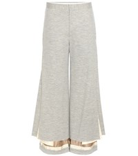 Undercover Wool Trousers Grey