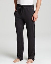 Ralph Lauren Supreme Comfort Lounge Pants Black