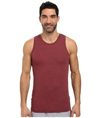 Brooks Distance Tank Top Heather Root Men's Sleeveless Brown