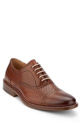 G.H. Bass Men's And Co. Cole Cap Toe Oxford