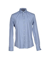 At.P. Co At.P.Co Shirts Shirts Men Sky Blue