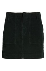 Bdg Urban Outfitters Corduroy Utility Skirt Green