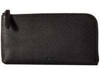 Ecco Kauai Large Wallet Black Wallet Handbags