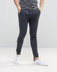 Only And Sons Joggers With Cuffed Hem Navy