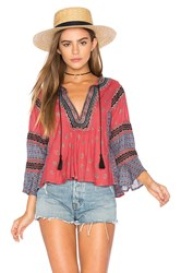 Free People But I Like It Top Red