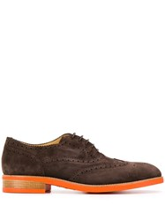 Paul Smith Lace Up Low Heel Brogues 60