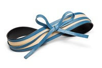 Nine To Five Wrapping Belt Isar Ozean Blue