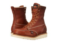 Thorogood American Heritage 8 Steel Toe Wedge Tobacco Men's Work Boots Brown
