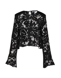 Elliatt Blouses Black