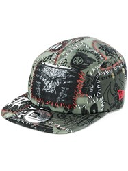 Ktz New Era Monster Cap Green