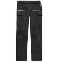Alyx Stretch Cotton Cargo Trousers Black