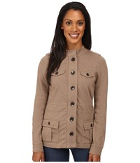 Aventura Clothing Kylie Jacket Walnut Women's Coat Brown