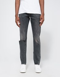 Levi's 1966 501 Jean Customized Greyscale