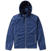 Edifice Nylon Sports Jacket Blue