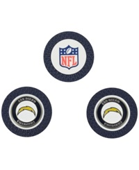 Team Golf San Diego Chargers 3 Pack Poker Chip Golf Markers Blue