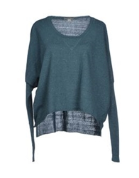 Crossley Sweaters Deep Jade