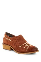 Naughty Monkey Agnes Bootie Brown