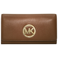 Michael Michael Kors Fulton Carryall Leather Purse