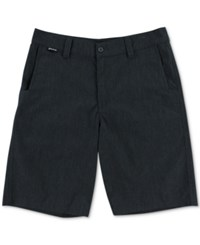 Metal Mulisha Men's Straight Up Classic Fit Shorts Charcoal