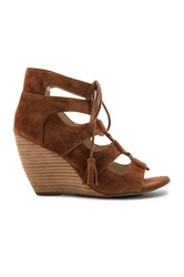 Seychelles Delirious Wedge Brown