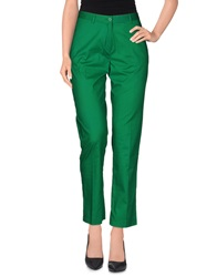 Laura Urbinati Casual Pants Green