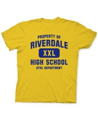 New World Riverdale T Shirt By Med Yellow