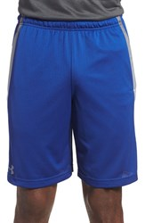 Men's Under Armour 'Ua Tech Mesh' Heatgear Training Shorts Royal