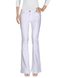 People Jeans White
