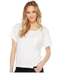 Joe's Jeans Aster Tee White Lawn Women's T Shirt