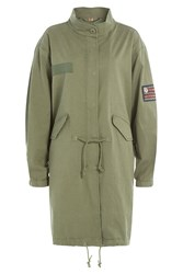 True Religion Military Inspired Parka Gr. S