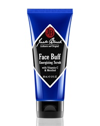 Jack Black Face Buff Energizing Scrub 3 Oz. Black