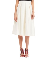 Raoul Florence Pleated Midi Skirt