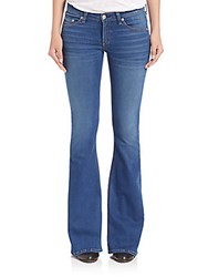 Rag And Bone High Rise Flared Jeans Houston