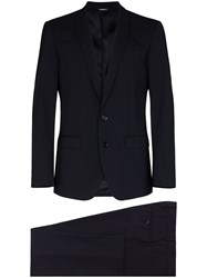 Dolce And Gabbana Single Breasted Tailored Suit 60