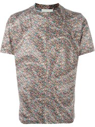 Stephan Schneider Flag Print 'Maltese' T Shirt Multicolour