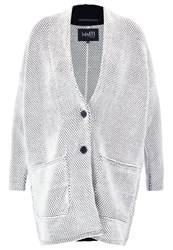 Mbym Bliss Cardigan Sugar Light Grey