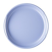 Bitossi Ring Metal Tray 28Cm Cerulean