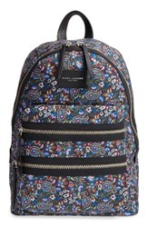 Marc Jacobs Biker Garden Party Backpack