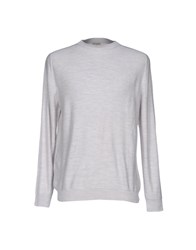 H953 Sweaters Light Grey
